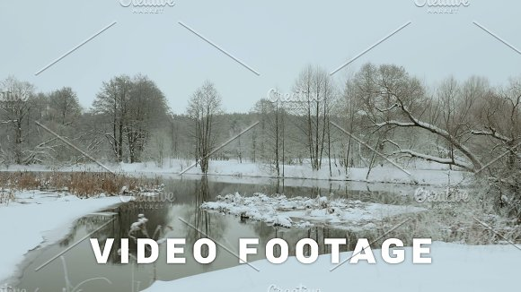 Flying On The River Used Professional Gimbal Stabilazer