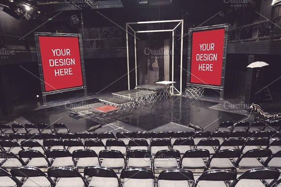 Auditorium Mock-up#7