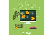 Set Pay per click internet