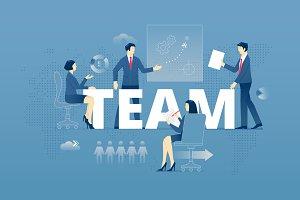 Teamwork hero banner