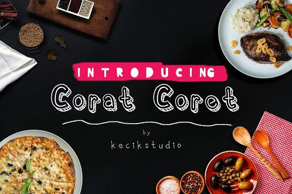 Corat Coret