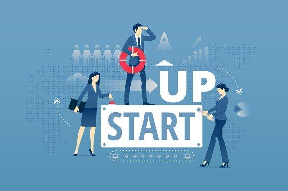 Business Startup Hero Banner