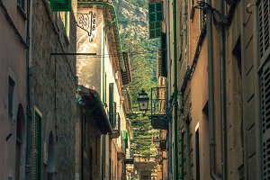 Old spain street