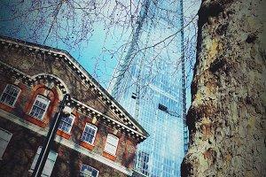 Shard of Glass London Bridge 2