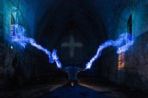 man magic powers