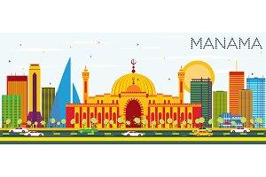 Manama Skyline