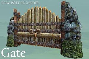 Medieval Fantasy Gates