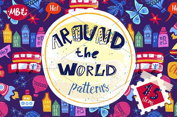 Around The World Patterns