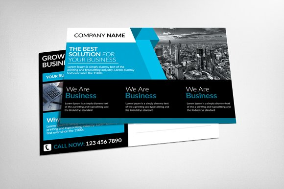 Business Leadership Conference Card