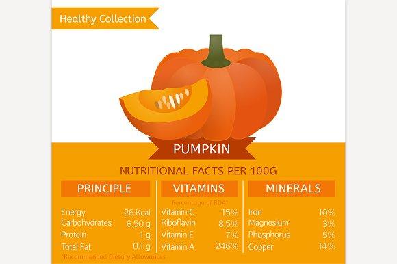 Pumpkin Nutritional Facts
