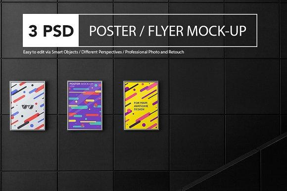 Poster Flyer Mock-Up