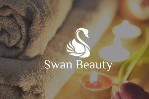 Swan Besuty | Logo Template