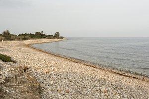 The coast in Alcocebre