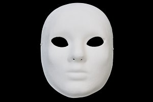 White Mask