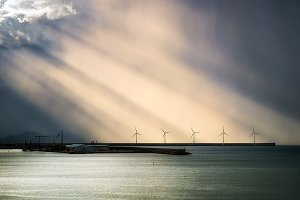 Renewable energy with God's blessing