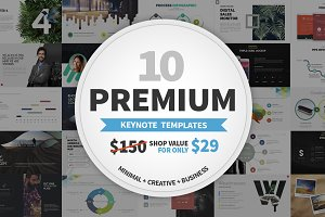 Premium | Keynote Bundle