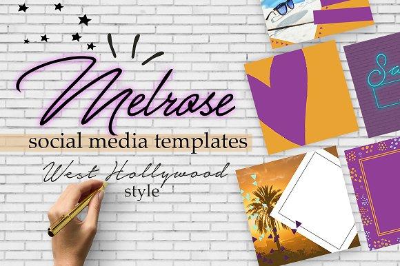 Melrose WeHo Instagram Designs