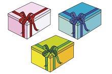 Xmas Gift boxes