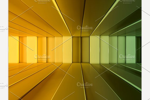 Abstract Background Of Rows Of Lines