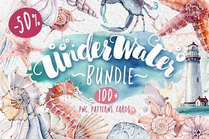 UNDERWATER BUNDLE 50%off