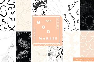 Mod Marble - Patterns