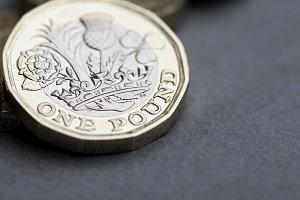 New British one pound coin