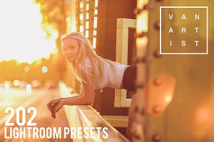 202 Lightroom Presets (Save $25)
