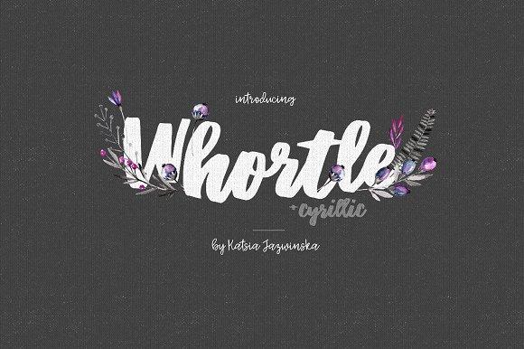 Whortle Script 35% OFF