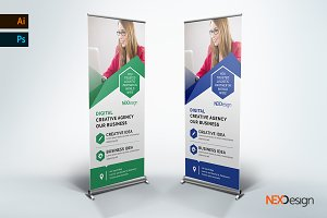Corporate Roll-up Banner-nex