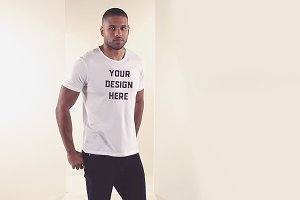 T-shirt Mock-up#31