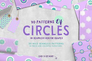 Circles Pattern Pack