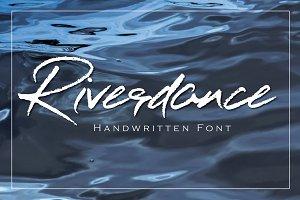 Riverdance Handwritten Font