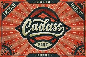 Cadass Font Duo