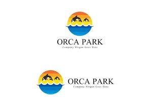 Orca Park Logo