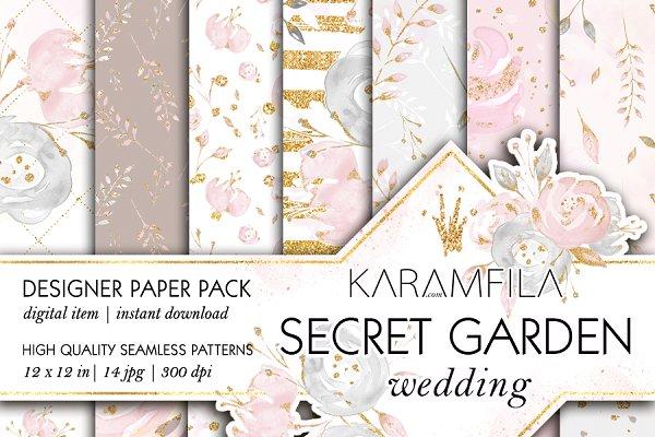 Wedding Patterns