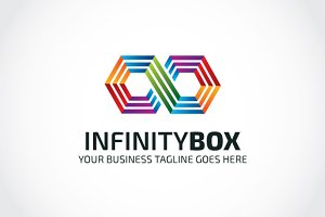 Infinity Box Logo Template