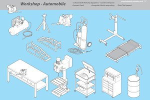 Workshop - Automobile