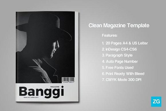 Banggi Magazine