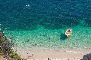 Algarve coast, Portugal. Summer