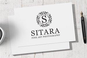 Sitara - S Letter Logo