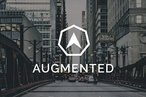 Augmented - 6 Modern Arrow Logos