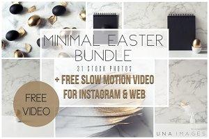 Minimal Easter bundle+FREE VIDEO!!