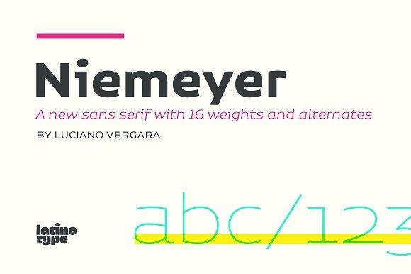 Niemeyer Intro Offer 80% Off