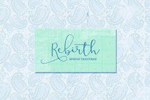 Rebirth - Spring Textures