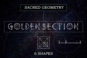 GOLDEN SECTION. SHAPES