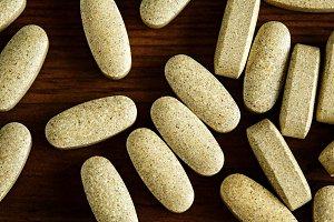 Organic dietary treatment, vitamin