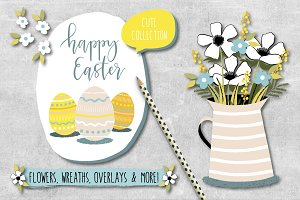 Easter and Happy Spring collection