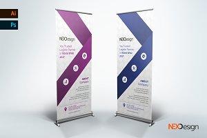 Roll up Banner - nex