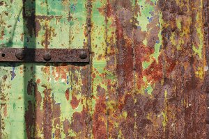 Corroded background