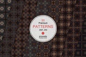20 Premium Patterns